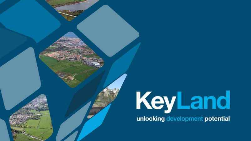 test Keyland - Website design & development, brochure design, print design
